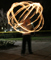 Fire spinning performance at Rutgers.